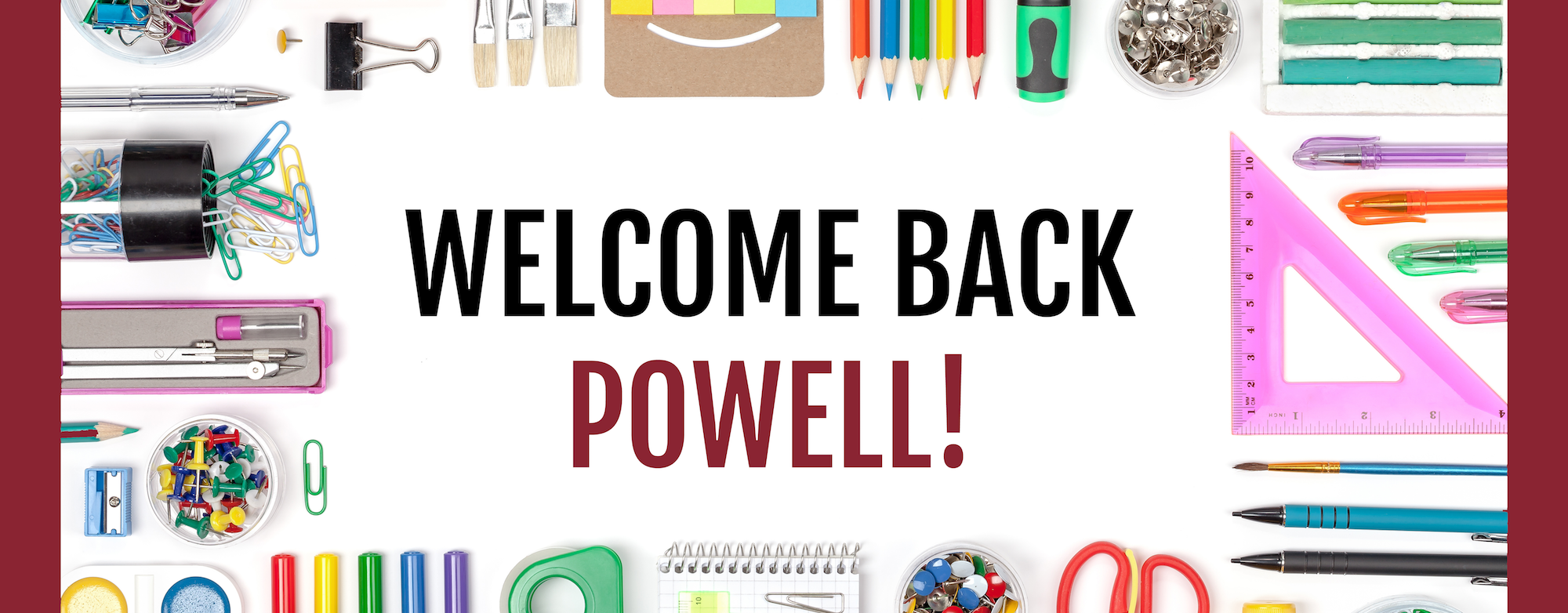 Welcome Back Powell