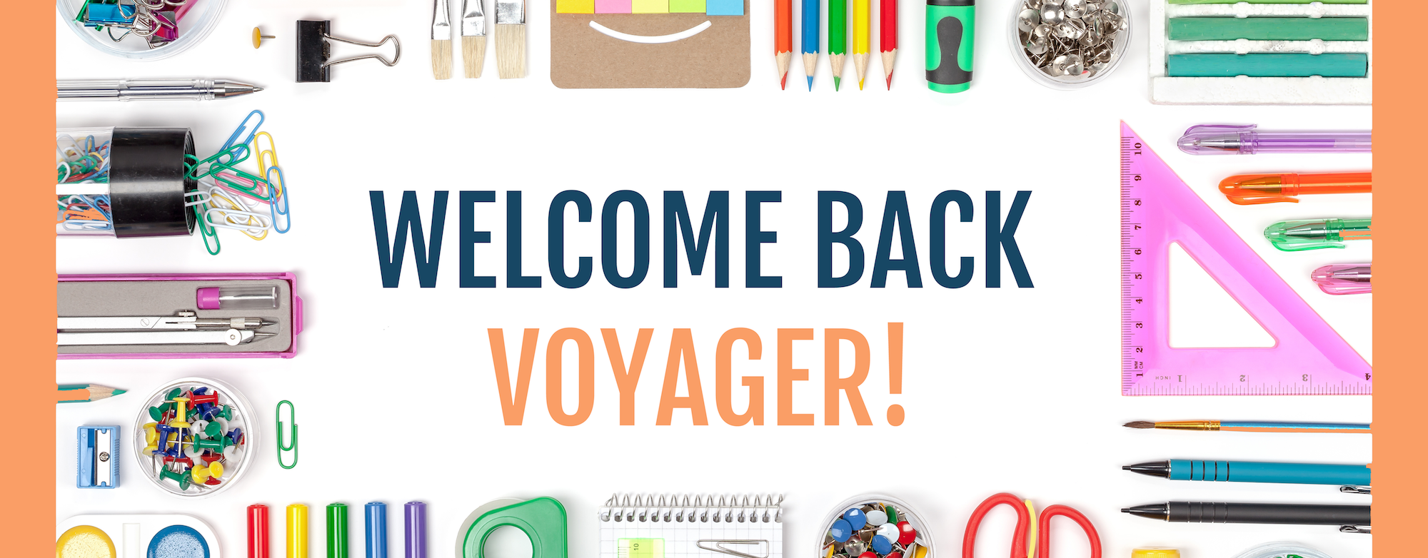 Welcome Back Voyager