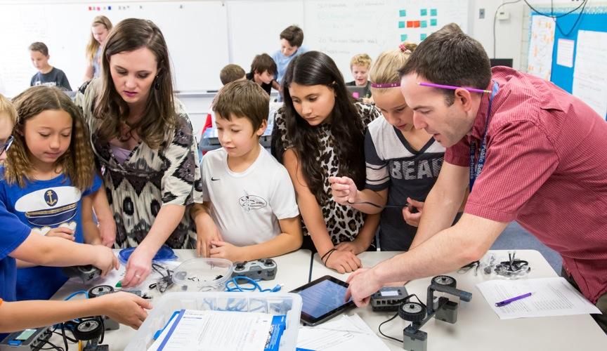 Ralph Moody Robotics Club Brings Stem Education To Life Littleton