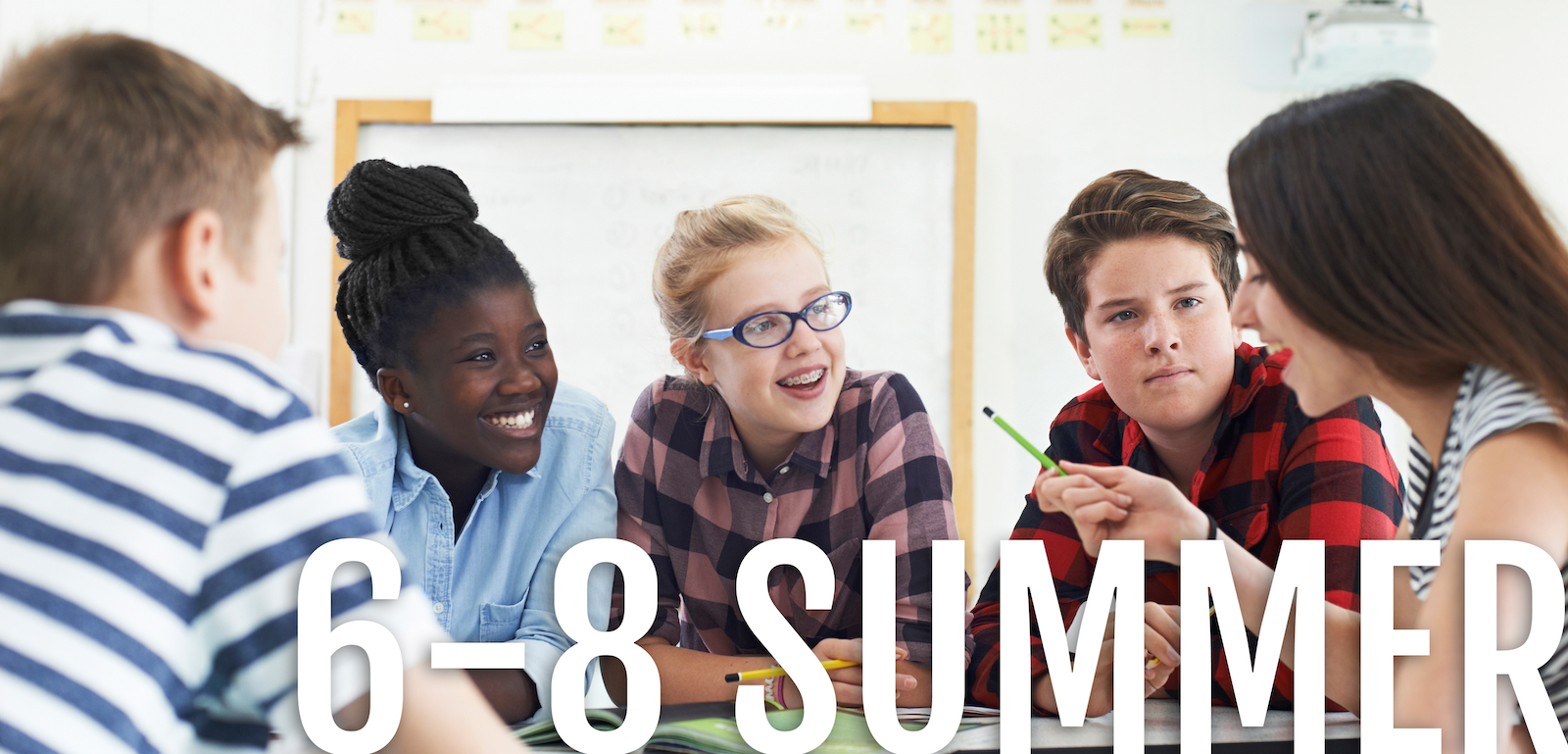6-8 Summer Learning
