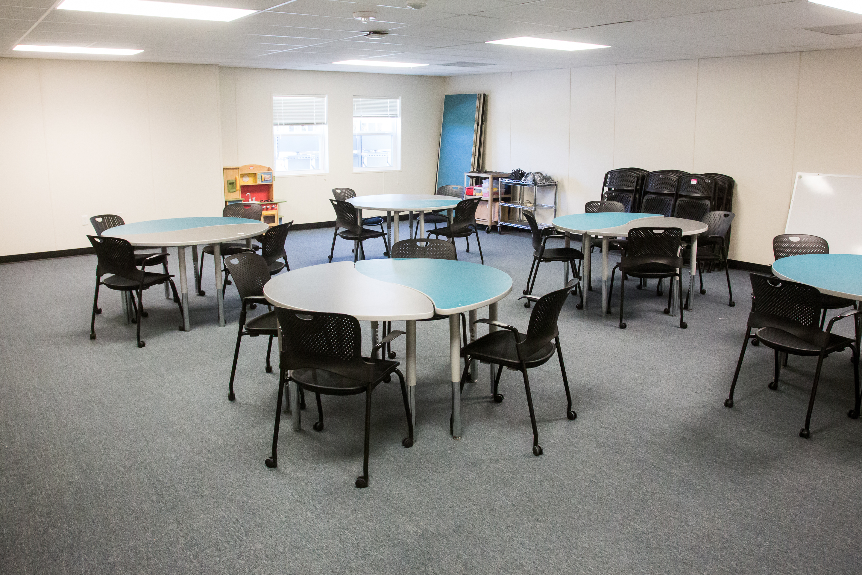 Highland temporary wing classroom 8 19