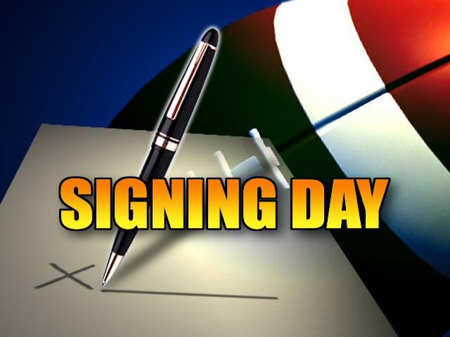 Image result for signing day