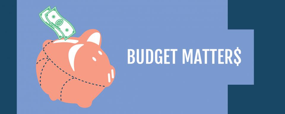 Budget Matter$ Graphic